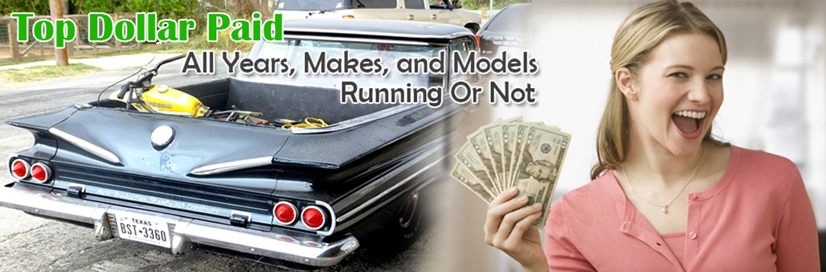 Top Pay For Junk Cars >> Cash For Junk Cars Sell Junk Car Money For Junk Cars